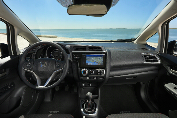 Honda Jazz 2018 review interior