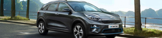 Kia e-Niro wins best electric car 2019