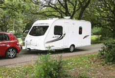 Avoid Caravan Theft with Advice from Tracker