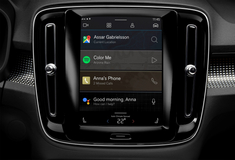 Volvo announce brand new infotainment system for XC40 model
