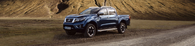 Check out the upgraded Nissan Navara pick-up
