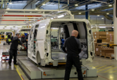 LEVC Building First Electric Van Prototypes