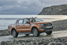 The pick-up truck - Britain's 'most desirable' used car