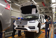 Volvo Car UK Helping Ex-British Armed Forces Personnel