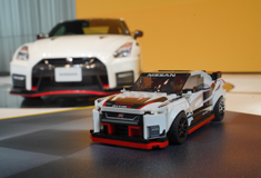 LEGO to launch iconic Nissan GT-R NISMO in January 2020