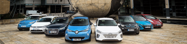 New Electric Vehicle Registrations Rise