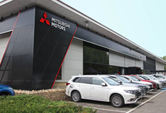 Mitsubishi launches new Visual Identity for its UK network