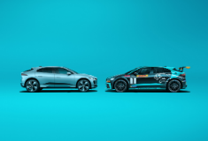 Jaguar enhances the I-PACE thanks to new knowledge