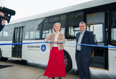 Equipmake Opens New Electric Bus Factory
