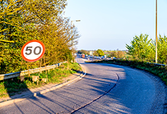 Top tips on speed limits from GEM Motoring Assist