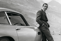 Bond 25: what will James Bond be driving?