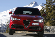 Alfa Romeo Join the SUV Segment