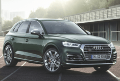 Audi SQ5 Arriving Soon