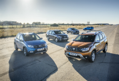 Dacia is revealed as top car manufacturer for brand advocacy