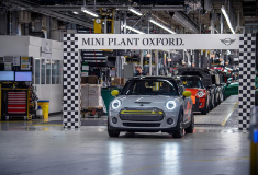MINI Electric Gets Into Gear