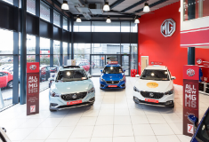 Green Light For Glyn Hopkins Three New MG Sites