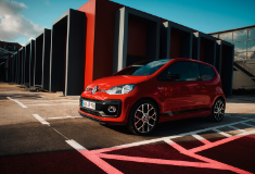 Volkswagen up! GTI now back on sale
