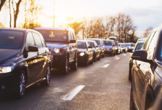 Traffic Volumes Rise And Rise