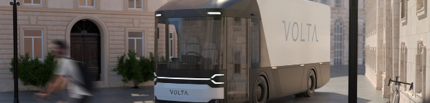 Volta Trucks & Prodrive collaborate to produce electric HGV
