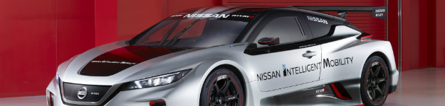 Unveiled in Tokyo – the Nissan LEAF Nismo RC