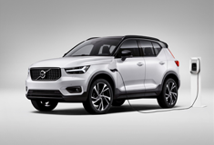 Free electricity for Volvo drivers