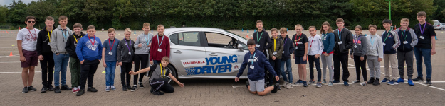 Search For Best Young Driver
