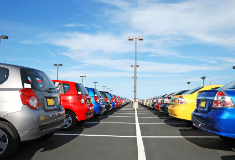 UK 'new car' market falls by 15.7 percent in March 2018