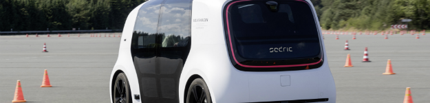 Future Mobility the Volkswagen Way