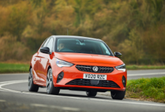All New Vauxhall Corsa Tops Sales Charts