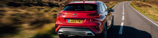 2020 Red Dot Product Design Award For Kia Xceed