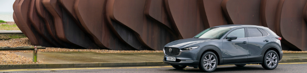 New Mazda CX-30 Available On Competitive Scrappage Scheme