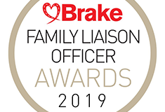 Brake's Police Family Liaison Officer Awards are back