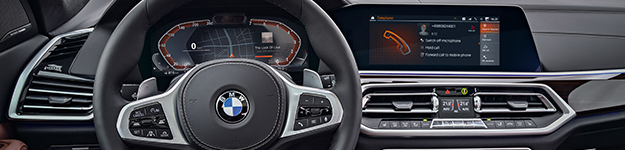 BMW drivers are joined by the Intelligent Personal Assistant