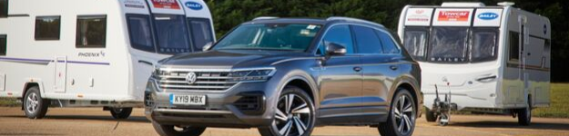 Touareg triumphs in Towcar Of The Year 2020 Awards