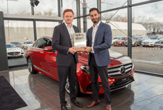 Mercedes E-Class Awarded Car of the Year