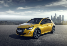 The all-new Peugeot e-208