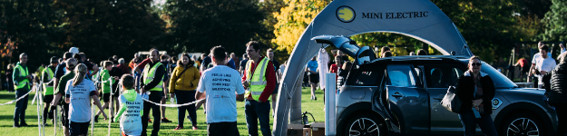 MINI Launches Partnership with Parkrun