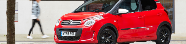 Citroen C1 Available With Free Insurance