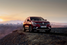 Greater performance, style and comfort for Renault's SUV