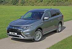 Test drive the 2019 Mitsubishi Outlander PHEV for 24 hours