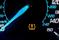 TPMS Problems Leading to Increase in MOT Failures