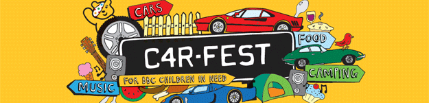 Win a 3-day entry to Carfest North!