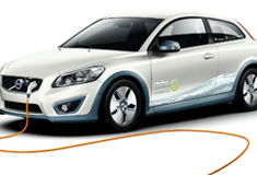 Volvo Take the Lead in Electric Vehicles