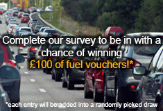 Enter Our Competition To Win a Fuel Voucher