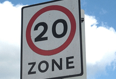 Brake and RoSPA Want More 20mph Speed Limits