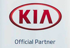 Kia is the automotive partner of FIFA World Cup Russia