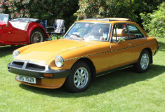 MOT changes have been introduced, here come the classic cars