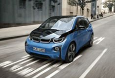BMW Going Electric