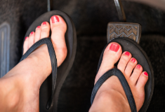 Selecting The Right Footwear For Driving