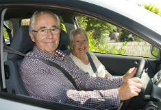 Support for over 70s mandatory driver re-testing has grown